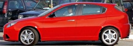 Alfa149 rosso